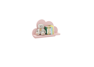 Imagem - Prateleira Nuvem Complementar Multimóveis 100% MDF 2706  cód: 37703
