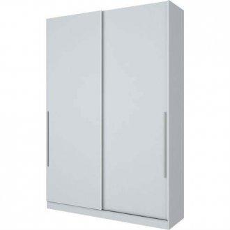 Imagem - Guarda Roupa Henn Exclusive 02 Portas Deslizantes Branco HP cód: 35348