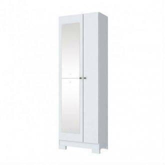 Imagem - Sapateira Henn Tango 02 Portas com Espelho Branco cód: 35311