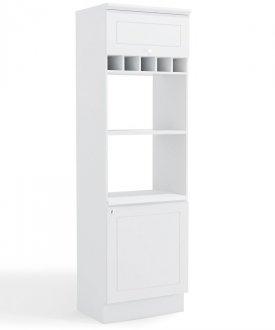 Imagem - Torre Quente Para Forno e Microondas G611 Kappesberg Provenzza Branco cód: 3139