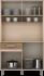 Kit Cozinha Compacta Briz 105cm Fendi Rústico 2