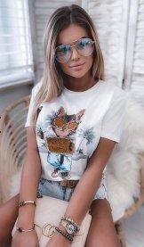 Imagem - T-shirt Pedrinhas