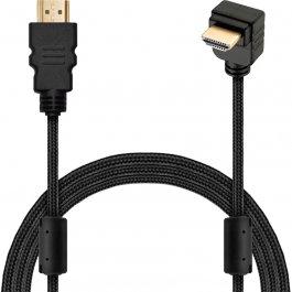 Imagem - CABO HDMI X HDMI 90  C/ 2 MTS cód: 7899462116304