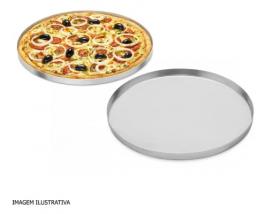 Imagem - FORMA DE PIZZA PEQUENA 25CM X 1.5CM