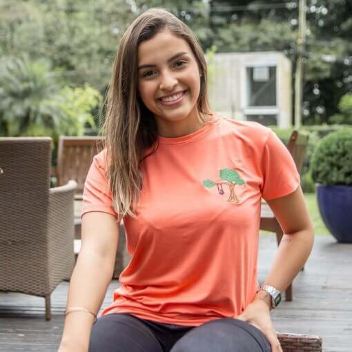 T-Shirt Viscose Adulto   Balanço