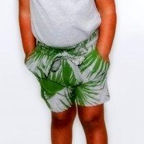 Imagem - Short Estampado Bebê e Infantil - 11287/11288