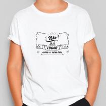 Imagem - T-Shirt Infantil - Estampa Nosso Lar - Lar I