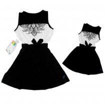 Imagem - Vestido Mandala Pala Arredondada Infantil - 9731