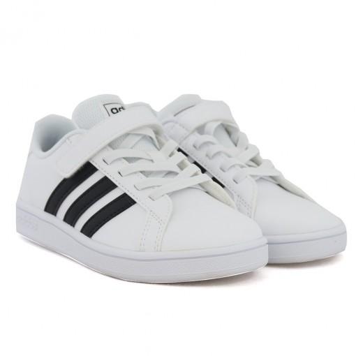 Tênis Infantil Grand Court C Adidas