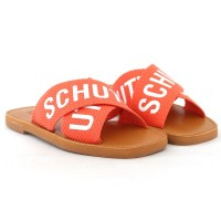Imagem - Chinelo Flat Cross Schutz ref: S20889-0004