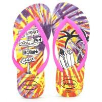 Imagem - Chinelo Kids Slim Fashion Havaianas ref: 4129934/7598