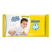 Imagem - Toalha Umedecida Baby Wipes ref: C/48
