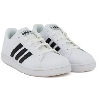 Imagem - Tênis Grand Cour Infantil Adidas ref: EF0103
