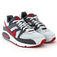 Imagem - Tênis Air Max Command Vermelho E Cinza Nike ref: 629993-049