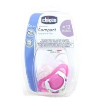 Imagem - Chupeta Physio Compact +12 Meses Chicco ref: 00074814110610
