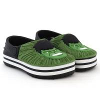Imagem - Crocs Infantil Hulk Yuupiii ref: 6100-B HULK