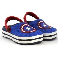 Imagem - Crocs Capitão America Yuupiii ref: 2300-A CAP AM