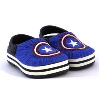 Imagem - Crocs Capitão America Yuupiii ref: 2300-B CAP AM