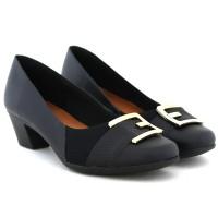 Imagem - Sapato Salto Feminino Usaflex ref: AC3208