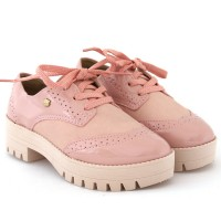 Imagem - Sapato Oxford Pink Cats ref: V0491-0002