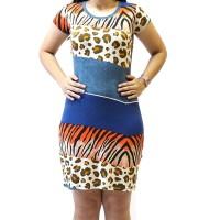 Imagem - Vestido Estampado Nega Rio ref: 200351