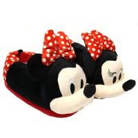 Imagem - Pantufa Zona Criativa Minnie Mouse ref: 10071619