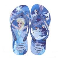 Imagem - Chinelo Kids Slim Frozen Havaianas ref: 4137266/5251