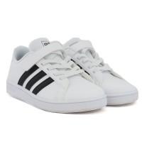 Imagem - Tênis Infantil Grand Court C Adidas ref: EF0109