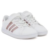 Imagem - Tênis Infantil Grand Court C Adidas ref: EF0107