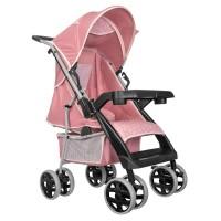 Imagem - Carrinho De Bebê Thor Rosa Tutti Baby ref: 03900.120