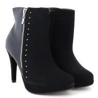 Imagem - Ankle Boot Feminina Via Marte ref: 18-1204