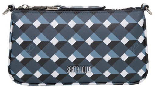 Bolsa Santa Lolla Bicolor 0470.21b7.01d3.00aa