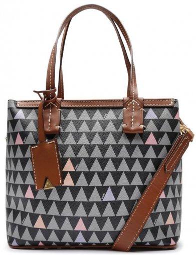 Bolsa Schutz Mini Shopping Nina Triangle S5001811870001