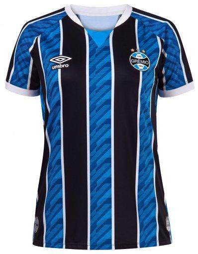 Camisa Fem. Umbro Gremio Of.1 2020 3g161166