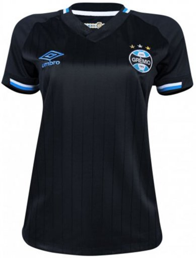 Camisa Fem Gremio Umbro Of. 3 2018 3g160680