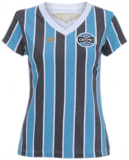 Camisa Umbro Gremio Retro 1983 Oficial 3g00032.312