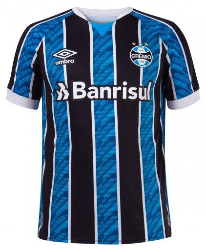 Camisa Masc. Umbro Gremio  Of.1 2020 3g161206