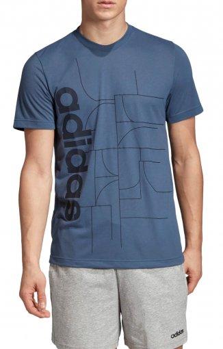 Camiseta Adidas Allover Print Fj6999