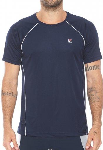 replicas como encontrar clásico Camiseta Fila Cinci T101090.185