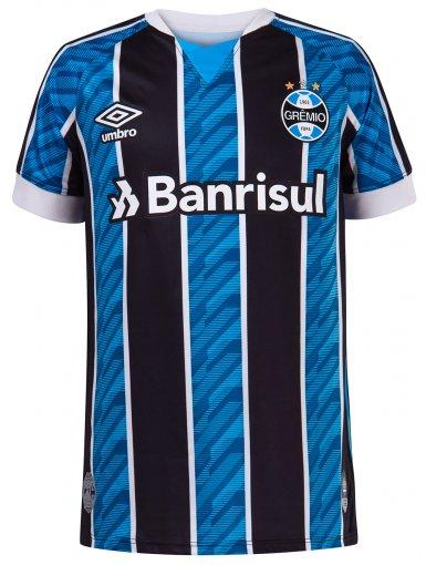 Camisa Juv. Umbro Gremio Of.1 2020 3g161168
