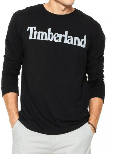 Camiseta Timberland SS kennebec River Linear Logo Tree 5mtbbz44ms00100