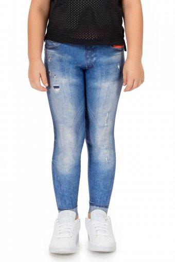 Legging Live Jeans Essential Kids P1297