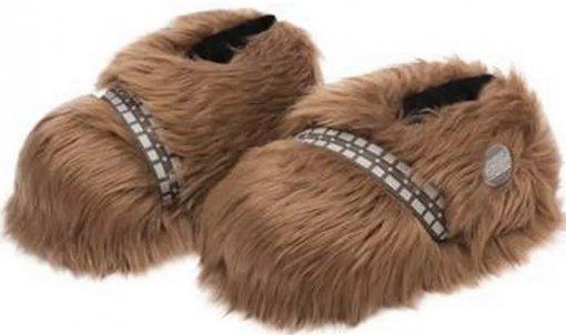 Pantufa Ricsen Chewbacca Star Wars 3D 119080