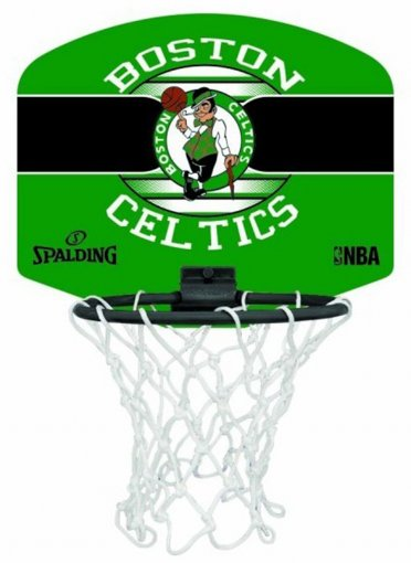 Mini Basket Spalding Boston Celtics 77651z