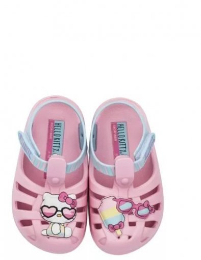 Sandalia Hello Kitty Summer Baby 21880