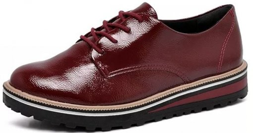 Sapato Oxford Ramarim Verniz 1990102