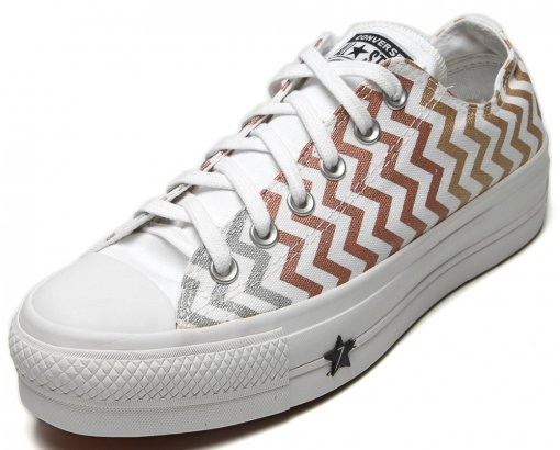 Tenis Platform Chuck Taylor All Star Ct13260001