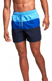Bermuda Adidas Swim Colorblock Dy6410