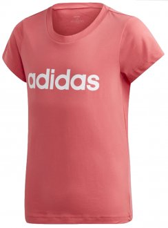 Imagem - Camiseta Adidas Essentials Linear Eh6172 - Infantil