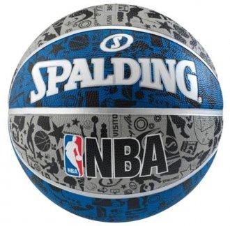 Imagem - Bola de Basquete Spalding NBA 83176z